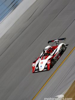#21 Archangel Motorsport Nissan Lola: Larry Oberto, Derrike Cope, Chris Bingham, Brian de Vries