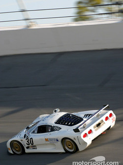 #30 Rollcentre Racing Mosler MT900R: Martin Short, John Burton, Tom Herridge, David Shep