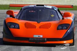 #24 Perspective Racing Mosler MT900R: Michel Neugarten, Joao Barbosa