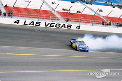 Jimmie Johnson in trouble