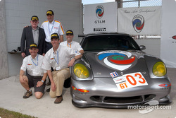Panoz GT unveiling