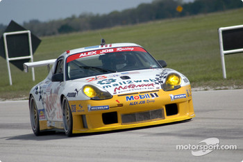 #23 Alex Job Racing Porsche 911 GT3 RS: Lucas Luhr, Sascha Maassen
