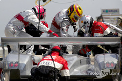 Driver change at Infineon Team Joest: Marco Werner takes over from Frank Biela