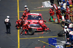 Pitstop for Bill Lester