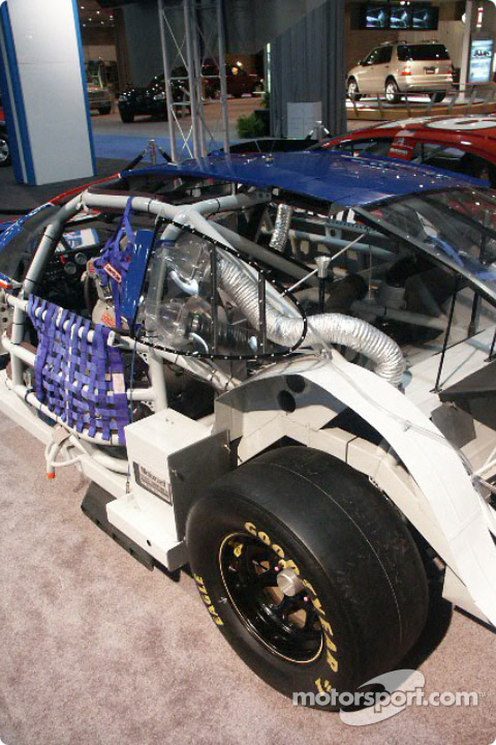 Ford Racing Exhibit