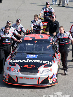 Richard Childress Racing crew members