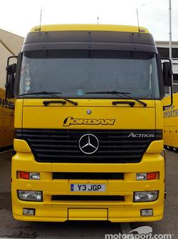 Jordan transporter