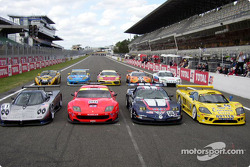 Presentation of the GT and GTS cars
