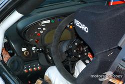 Porsche 911 GT3-RS cockpit