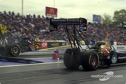 Clay Millican goes skyward