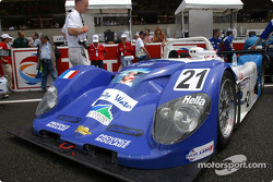 #21 Edouard Sezionale Norma M2000/2-Ford
