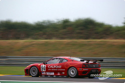 #94 Risi Competizione Ferrari 360 Modena: Terry Borcheller, Anthony Lazzaro, Ralf Kelleners