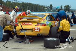 TPC Racing pitstop