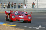 #7 Ferrari 512S: Nick Mason, Mark Hales