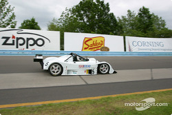 #5 Essex Racing Nissan Lola: Joe Pruskowski, Justin Pruskowski, Ross Bentley