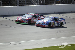 Jeremy Mayfield and Mike Wallace