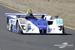 #16 Dyson Racing Team Lola EX257/AER: James Weaver, Butch Leitzinger