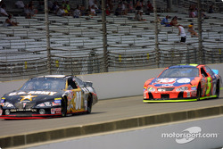 Mike Skinner and Terry Labonte