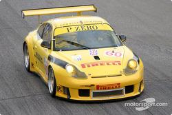 #60 P.K. Sport Porsche 911 GT3 RS: Robin Liddell, Alex Davison