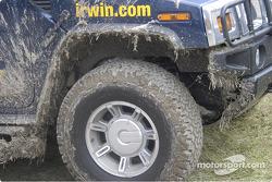 Hummer Mud