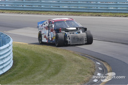 #45 Kyle Petty limps it home