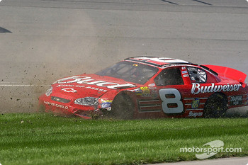 Dale Earnhardt Jr. in trouble