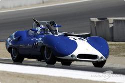 #14 1959 Lister-Corvette
