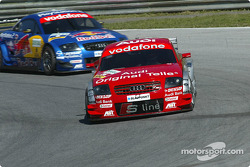 Martin Tomczyk and Karl Wendlinger