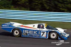 #7 1984 Porsche 956, owned by Archie Urchuoli