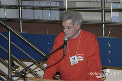 IMRRC - Auction - Don Cox says a few words