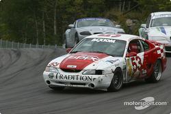 #53 TF Racing / Max Q Mustang Cobra R: Emil Assentato, Nick Longhi