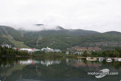 Early morning on Mont-Tremblant