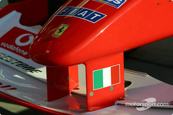 Ferrari nose