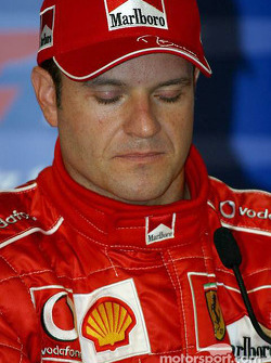 Saturday press conference: Rubens Barrichello