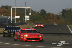 #88 Veloqx Care Racing Racing Ferrari 550 Maranello: Jamie Davies, Darren Turner
