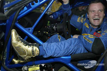 Tommi 'Golden boots' Makinen
