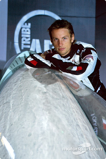 Tribe Art Commission2 with Hassen Chalayan: Jenson Button