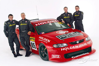 #05 Garry Rogers Motorsport Holden Monaro CV8: Peter Brock, Greg Murphy, Jason Bright, Todd Kelly