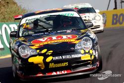 #7 V.I.P. Petfoods (Aust) P/L Porsche GT3 Carrera Cup: Tony Quinn, Klark Quinn, Marcus Marshall, Grant Denyer
