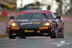 #11 Motorsport Innovations Ferrari 360 Modena Challenge: Richard Wilson, Theo Koundouris, Paul Jenkins, Ian Palmer