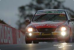 #42 Barrie Thomlinson Motorsport Toyota Altezza: Barrie Thomlinson, Bruce Thomlinson, Andrew Neale, Mike Eady
