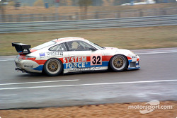 #32 System Force Motorsport Porsche GT3-RS: Peter van Merksteijn, Frans Munsterhuis