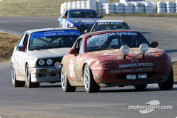 #21 Elder Benner Motorsports: Justin Elder, Christian Elder, Manny Matz