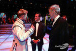 Petter Solberg, Michael Schumacher and Max Mosley