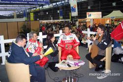 Interview with Hiroshi Masuoka and Gilles Picard