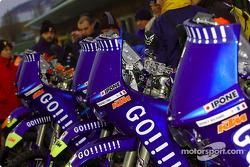 Team Gauloise-KTM ready to go
