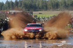 Ari Vatanen and Juha Repo