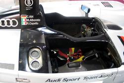 Cockpit of Audi R8