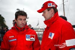 François-Xavier Demaison and Marcus Gronholm