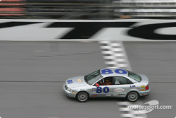 #80 LM Racing Audi A4: John Legg, Wes Allen